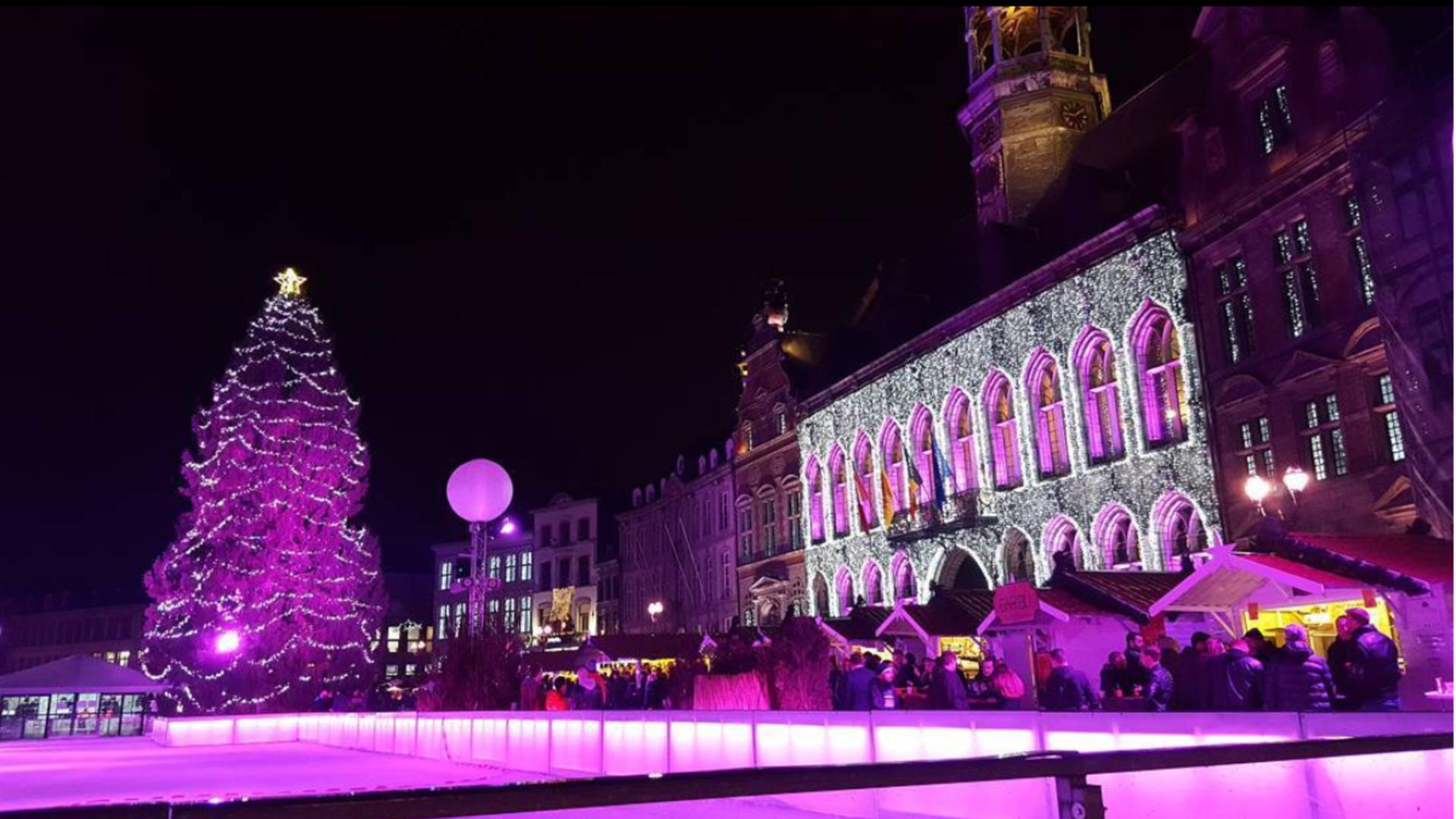 kerstmarkt mons